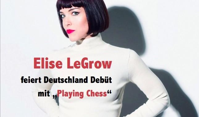 News: Stimm-Gigantin Elise LeGrow feiert Deutschland Debüt mit