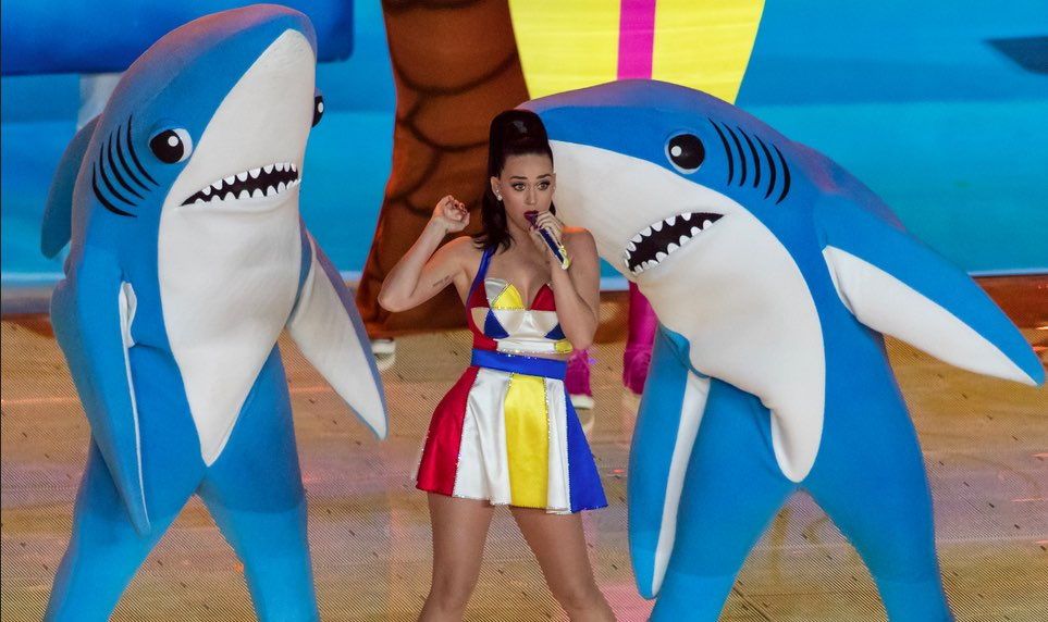 Katy Perry Super Bowl