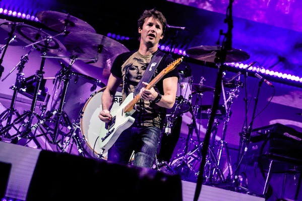 Konzertfotos James Blunt Frankfurt Festhalle Afterlove Tour 22.10.2017 Foto: Mario Schickel