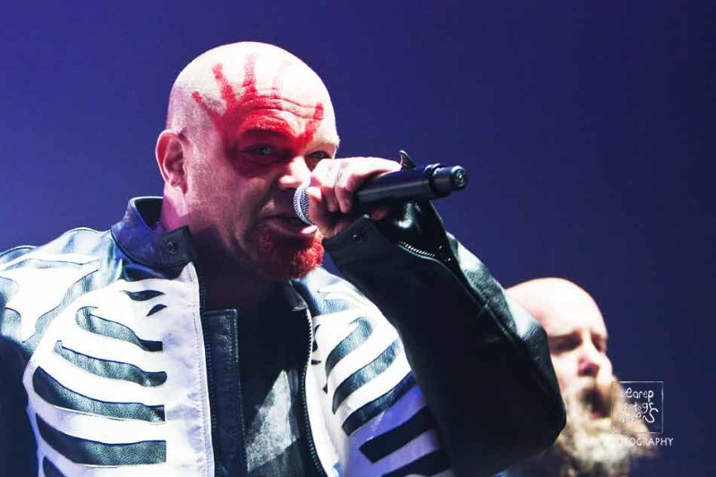 Konzertfotos: Finger Death Punch in München am 29.11.2017