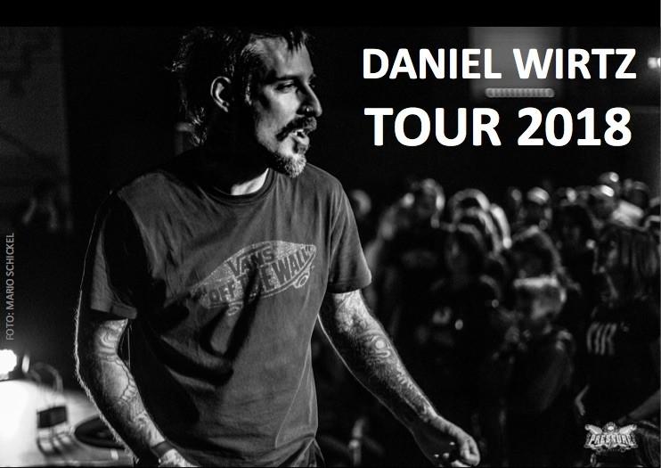 Daniel Wirtz Tour 2018 Tickets - Aktuelles Album