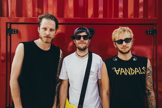 itchy All we know Tour 2018 Punkrock Konzert