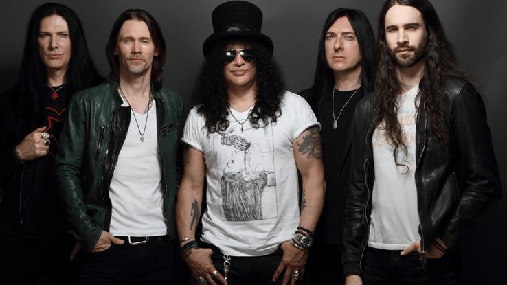 Slash kommt 2019 auf Deutschland-Tour