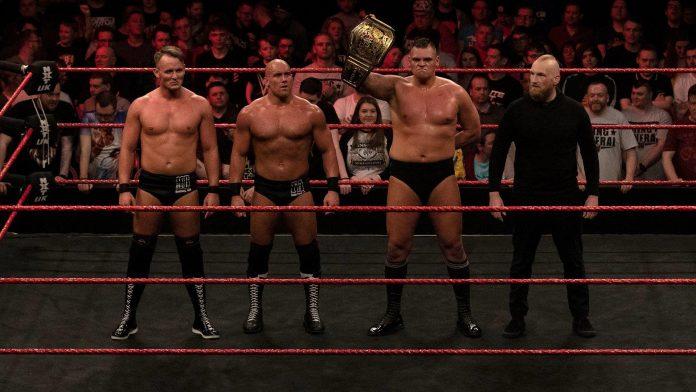 WWE UK Champion WALTER im Interview