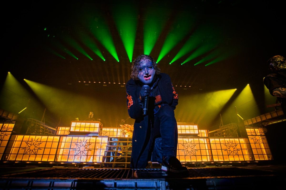 Slipknot Konzertfotos am 17.06.2019 in der Arena Leipzig Foto: Tilo Klein