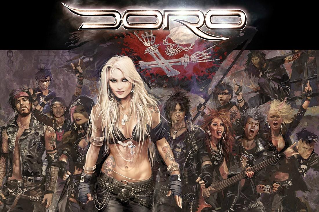 Doro kündigt neue Tourdaten für 2020 an