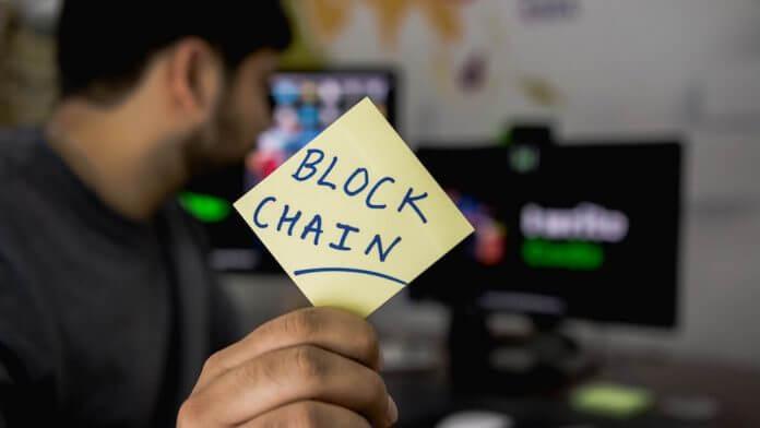 Blockchain und musik