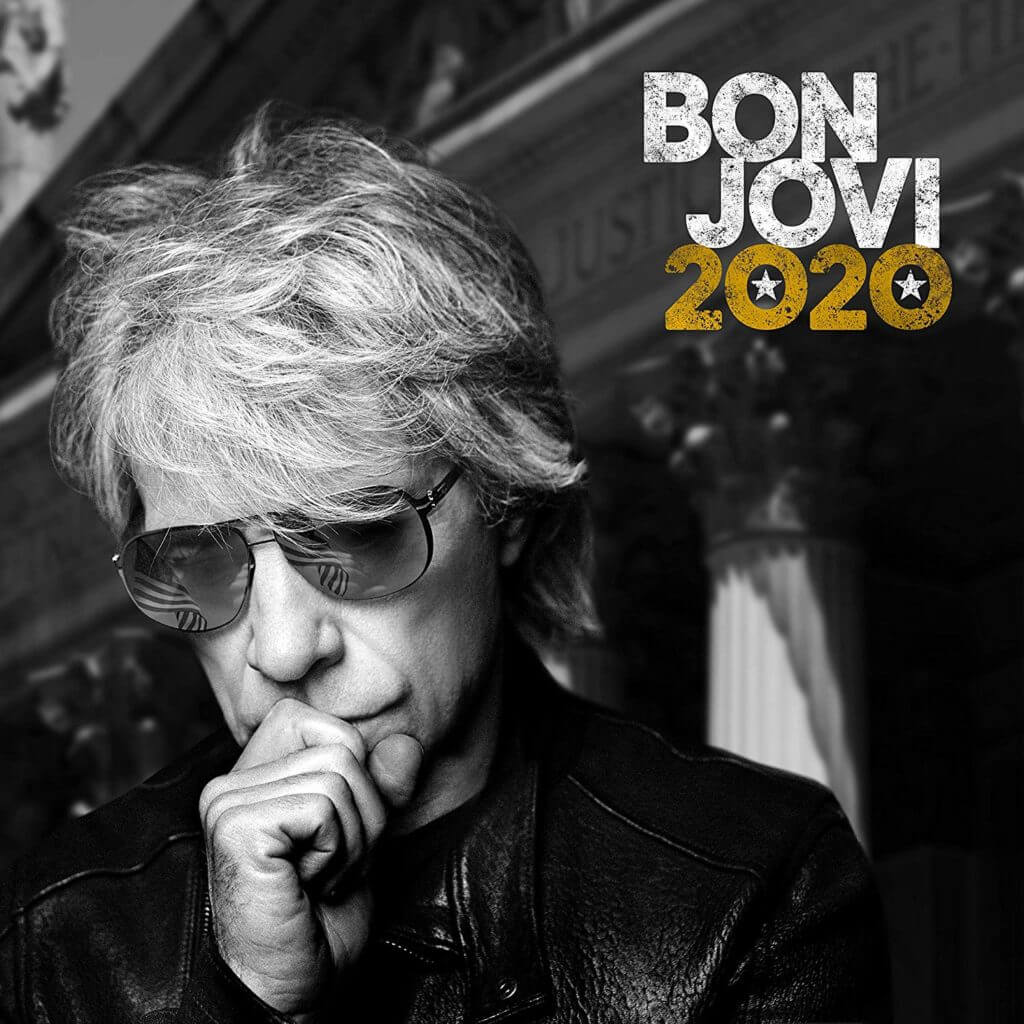 Bon Jovi album cover 2020