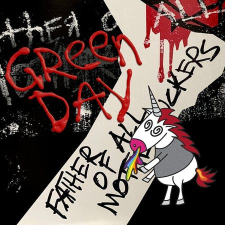 Album Review: Green Day - Father of all motherfuckers