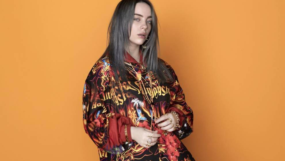 Billie Eilish Foto: Kenneth Cappello. All rights reserved
