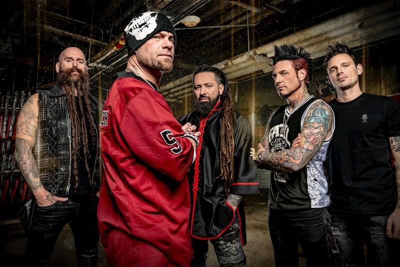 Five Finger Death Punch Bandinfo