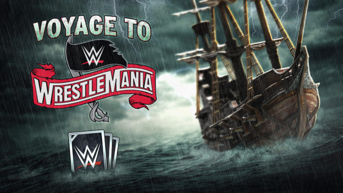 WWE SuperCard Voyage to WrestleMania