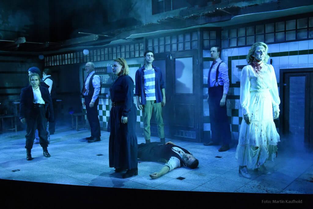 Sweeney Todd – The Demon Barber of Fleet Street im Deutschen Theater – Bericht vom 15.03.2020