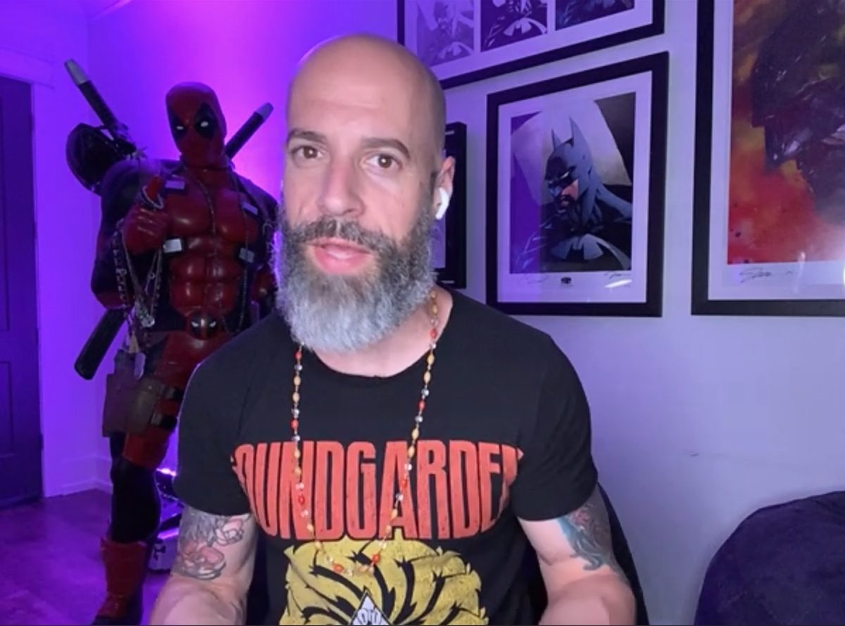 Chris Daughtry Interview: Neue Songs, Chris Cornell & Superhelden