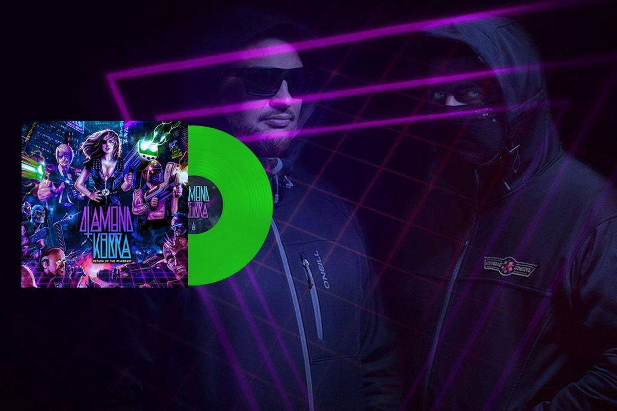 Diamond Kobra - Return of the Starbeast Interview 2021