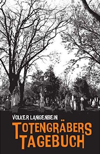Buch Cover Totengräbers Tagebuch