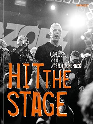 """Hit the stage"" Autor & Fotograf Tim Hackemack im Interview"