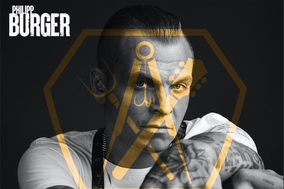 Philipp Burger Soloalbum 2021