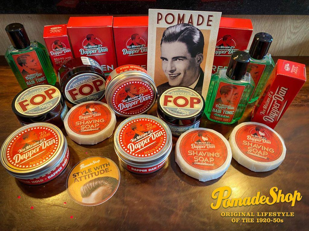 Bartöl und Pomade Trends - Produkte und Tipps aus erster Hand von Pomadeshop