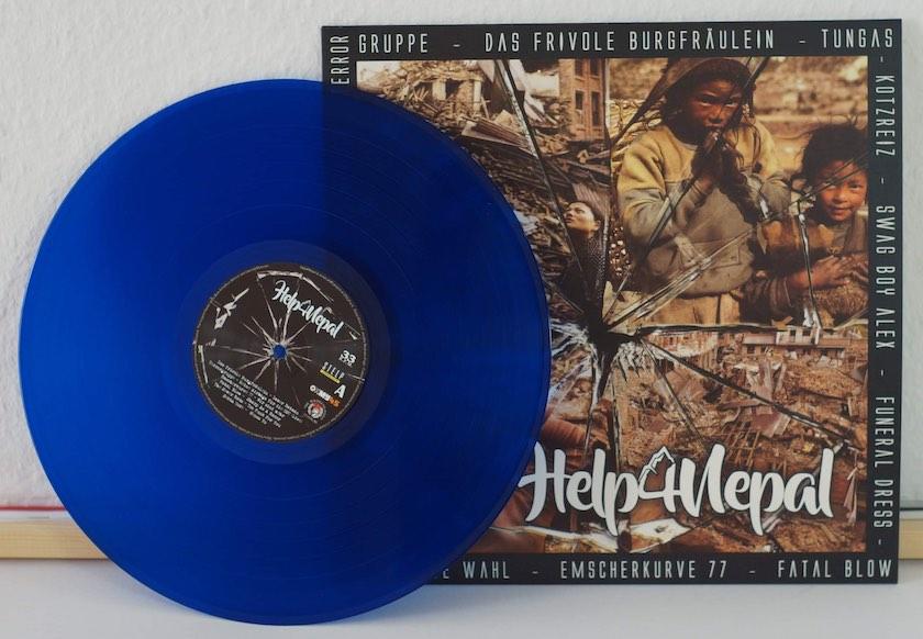Help4Nepal Interview: Punkbands unterstützen die Organisation mit Vinyl-Sampler
